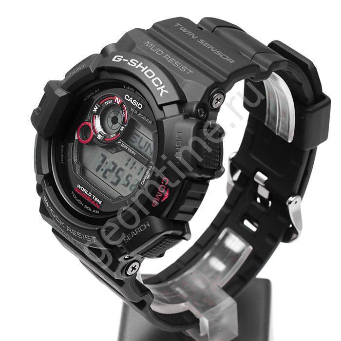 Часы g shock g 9300 1e casio