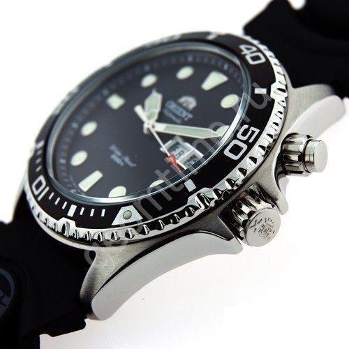 Orient с автоподзаводом мако дайверы saad3 мужские часы из японии.